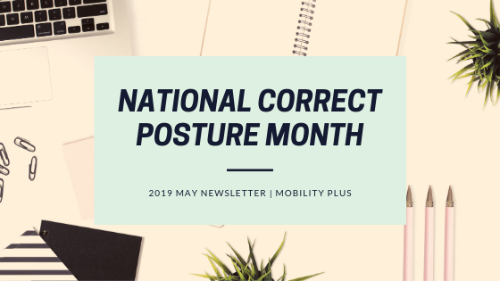 National Correct Posture Month