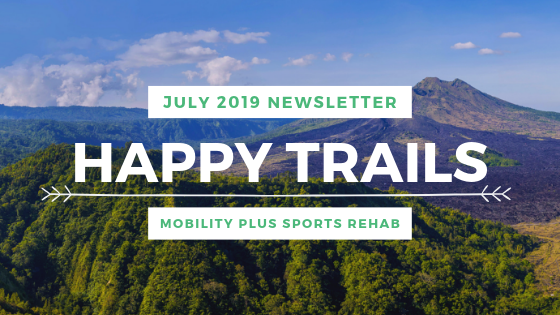 July 2019 Chiropractic Newsletter