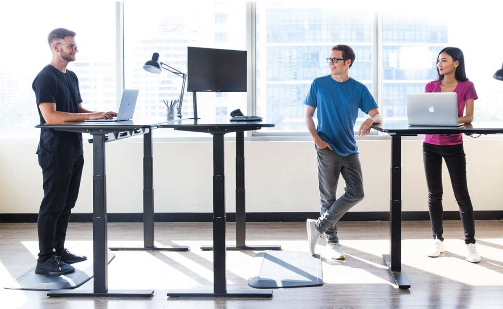 Office Ergonomics: When is Standing Too Much?